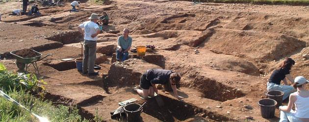 Borsa di studio per archeologo