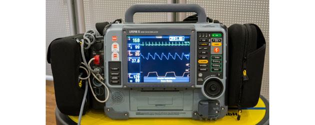 Defibrillatore LIFEPAK 15