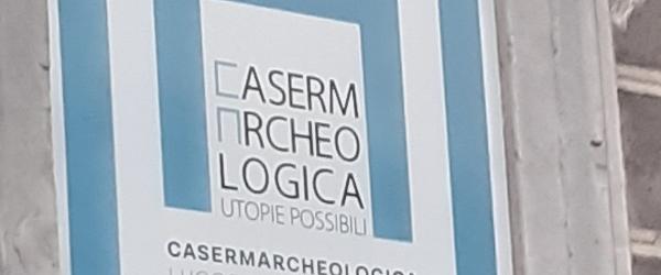Inaugurazione Caserma Archeologica per il recupero di Palazzo Muglioni di Sansepolcro